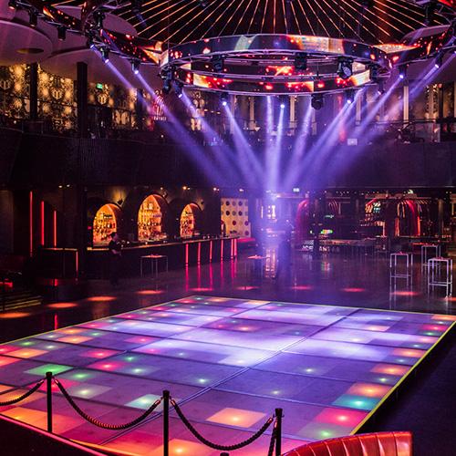 Light Up Dance Floor Hart